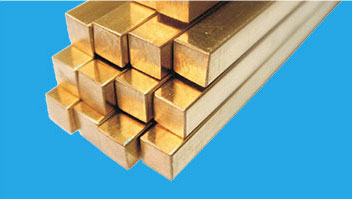 brass-square-extrusion